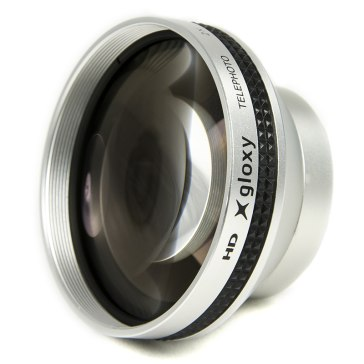 Gloxy Megakit Telephoto, Wide-Angle and Macro S for JVC GR-D23E