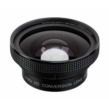 Raynox 55mm HD-6600 Pro Wide Angle Conversion Lens 0.66X