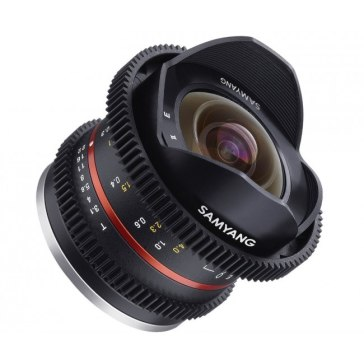 Samyang 8mm T3.1 VDSLR UMC CSC Lens Fuji X for Fujifilm X-T10