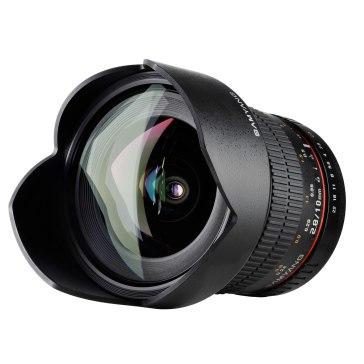 Samyang 10mm f2.8 ED AS NCS CS Lens Fujifilm X for Fujifilm X-T10