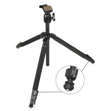 Professional Tripod for JVC GR-DVP9