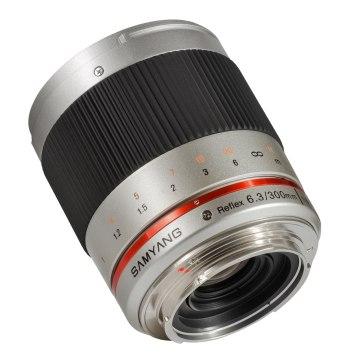 Samyang 300mm f/6.3 ED UMC CS for Fujifilm X-T10