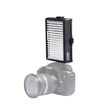 Sevenoak SK-LED160T On-Camera LED Lights for Casio Exilim EX-F1