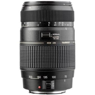 Tamron 70-300mm f4.0-5.6 LD DI AF Lens Nikon for Fujifilm FinePix S3 Pro