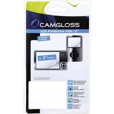 Camgloss Display Cover for Fujifilm FinePix A150
