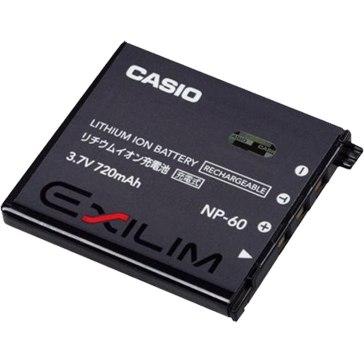 Casio NP-60 Original Battery for Casio Exilim EX-S12