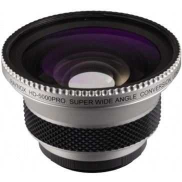 Raynox HD-5050 Pro Super Wide Angle Conversion Lens Silver