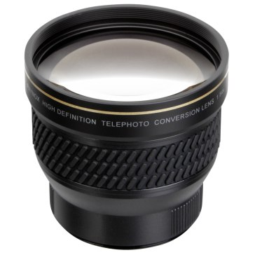 Telephoto Raynox DCR-1542 Lens for Fujifilm FinePix S3000