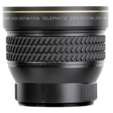 Telephoto Raynox DCR-1542 Lens for Fujifilm E550