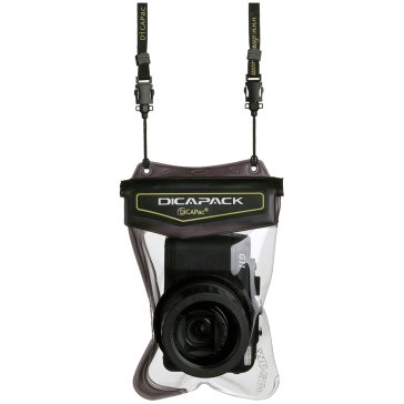 DiCAPac WP-570 Waterproof Case for Casio Exilim EX-ZR1000