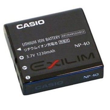 Casio EX-Z40 Accessories