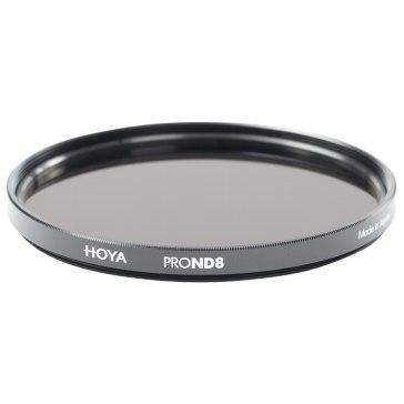 Hoya 62mm PRO ND8 ND Filter