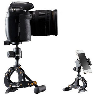 Takeway T1 Clampod  for Olympus TG-870