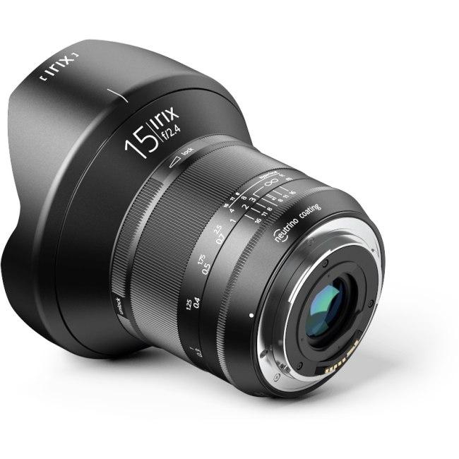 Irix Blackstone 15mm f/2 4 Wide Angle for Canon EOS 60D